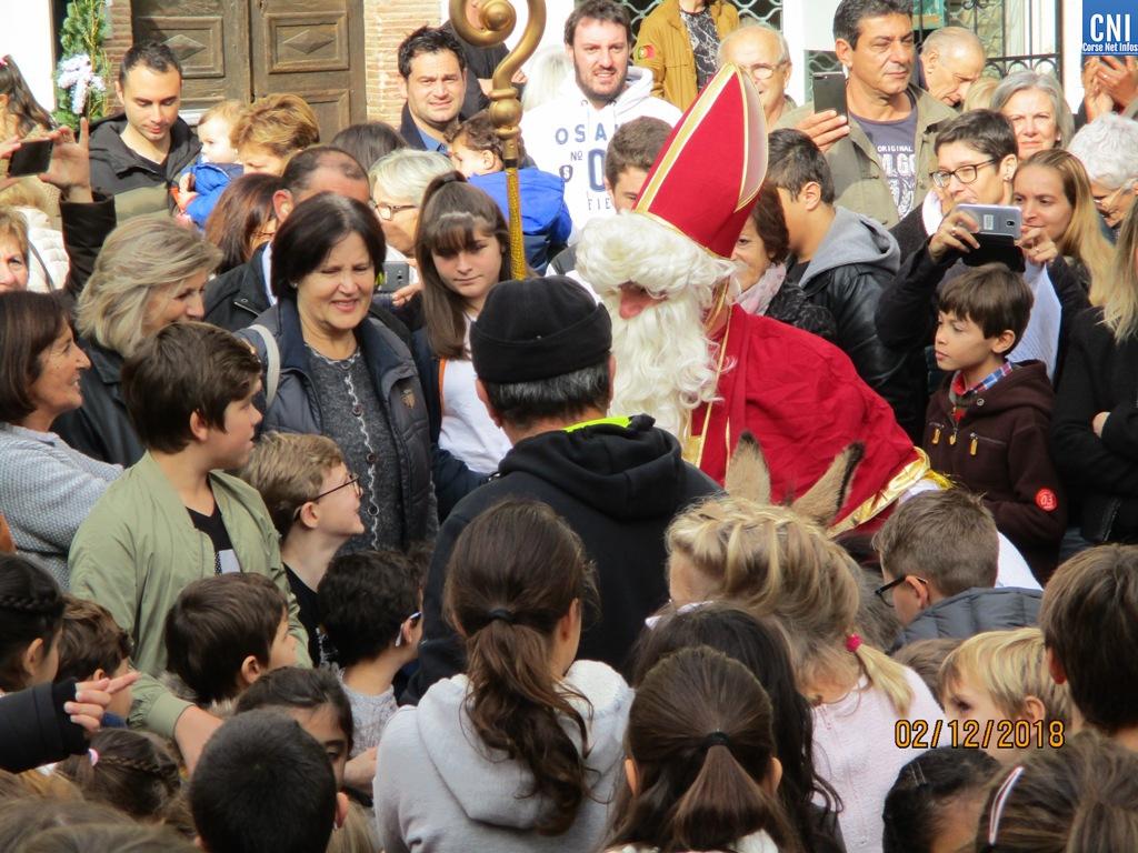 Le succès de St Nicolas à Porto-Vecchio