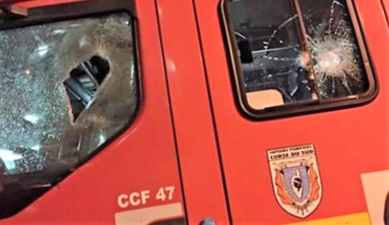 Pompiers agressés aux Jardins de l'Empereur : De 6 à 30 mois de prison ferme