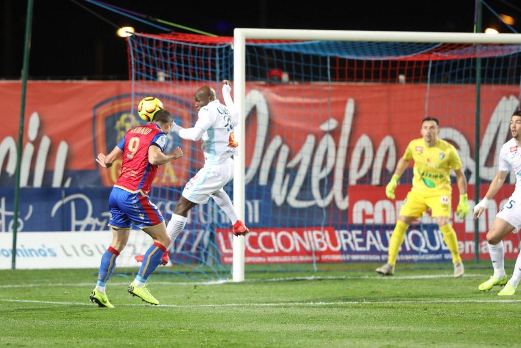 Le GFCA revient de loin face au Havre (1-1)