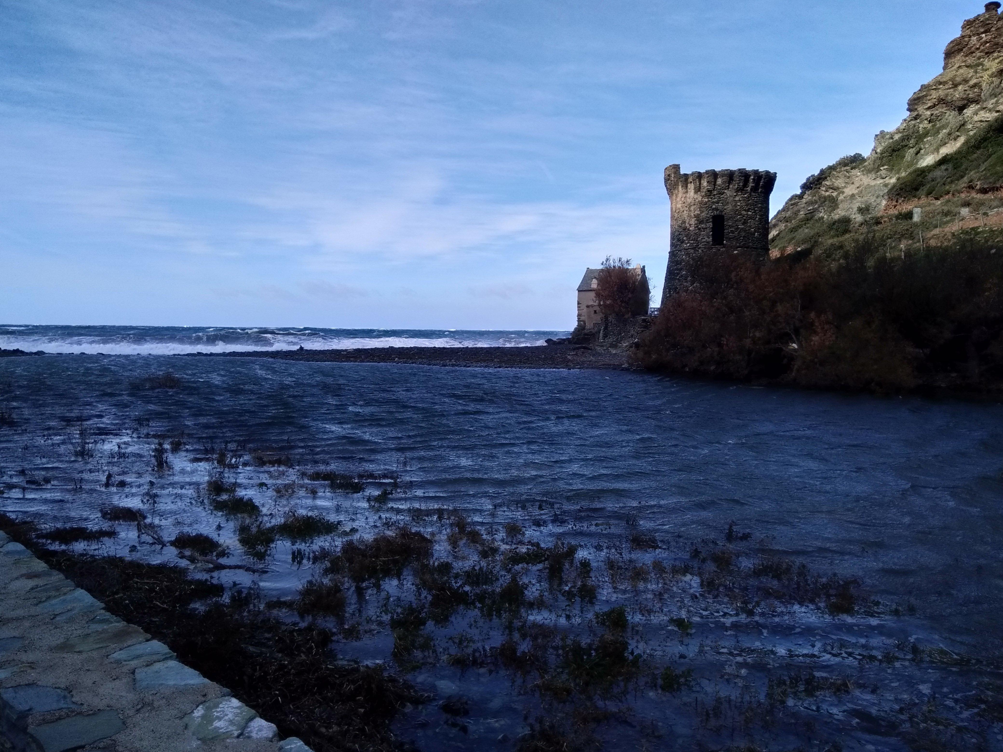 La photo du jour : La marine de Negru à Olmeta-di-Capicorsu