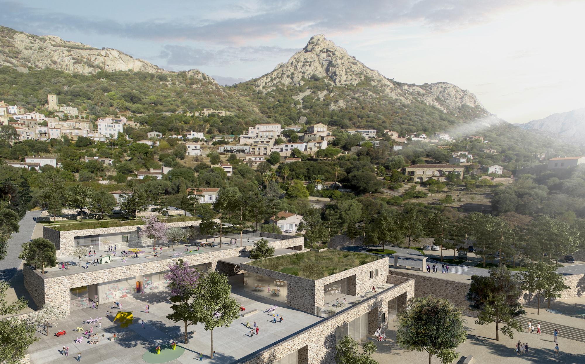 Architecture : Amelia Tavella au palmarès Choiseul 2018