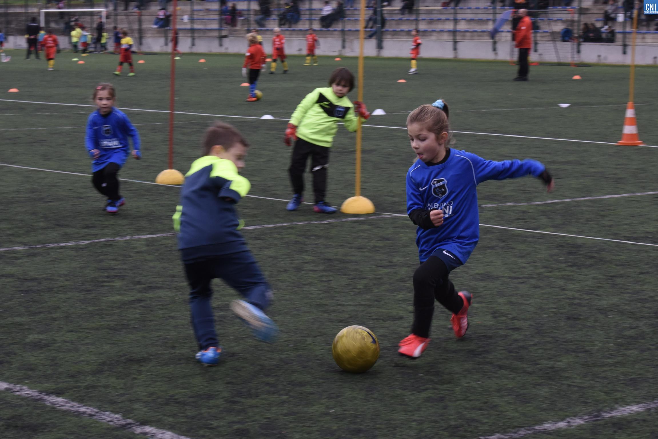Encore un beau succès pour le tournoi de Noël du FC Balagne