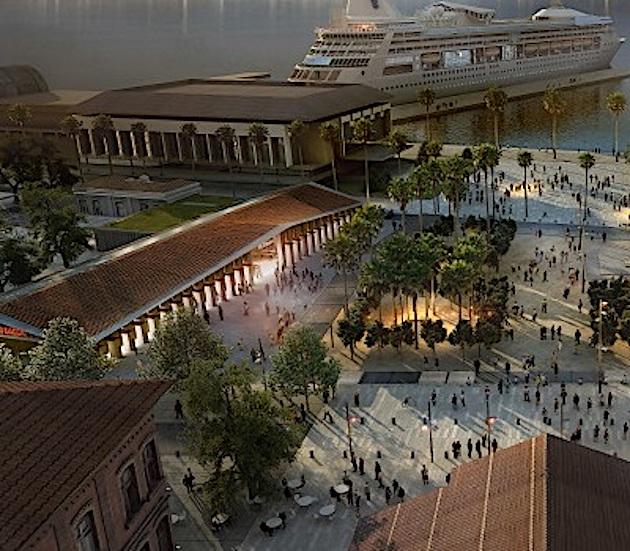 Ajaccio : Tour d'horizon des gros chantiers de la SLP Ametarra
