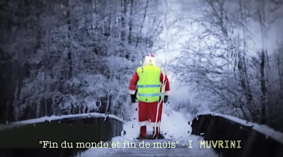 """I Muvrini : """"Fin du monde, Fin de mois"""""""