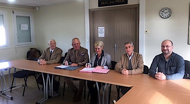 Les membres du jury