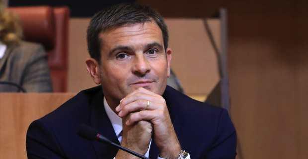 Jean-Martin Mondoloni, président du groupe Per l'Avvene à l'Assemblée de Corse. Photo Michel Luccioni.
