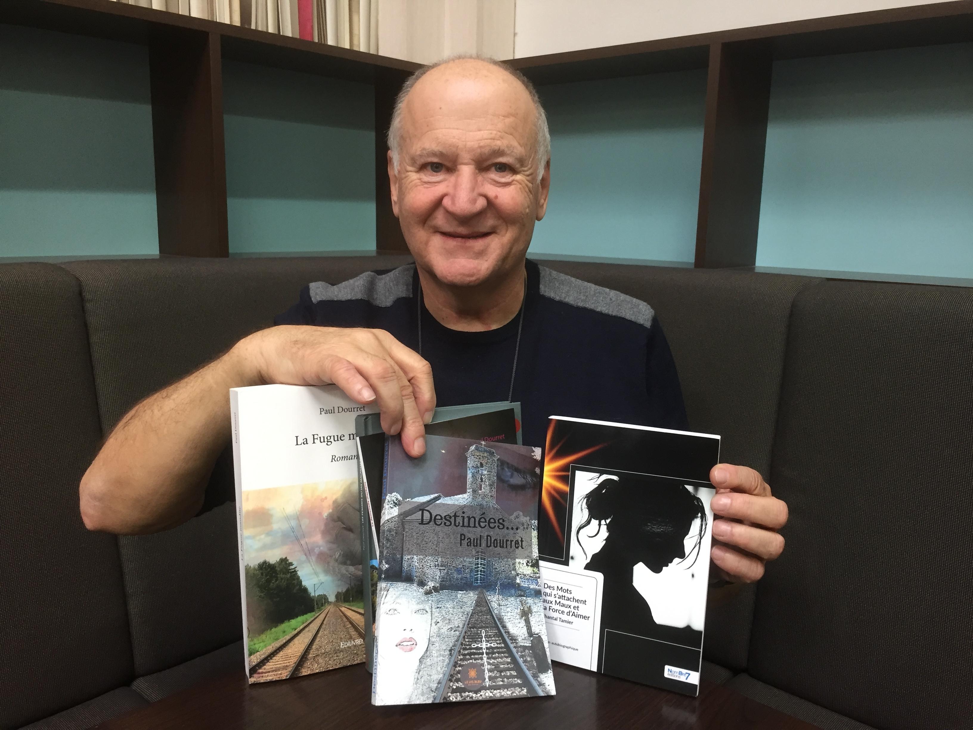 Livres :   Les « Destinées » de Paul Dourret