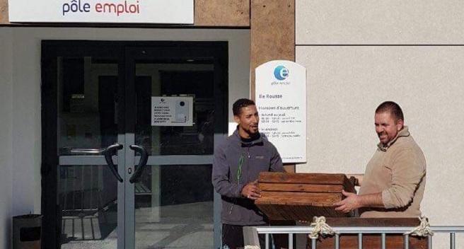 La recyclerie créative de Corse au service de tous