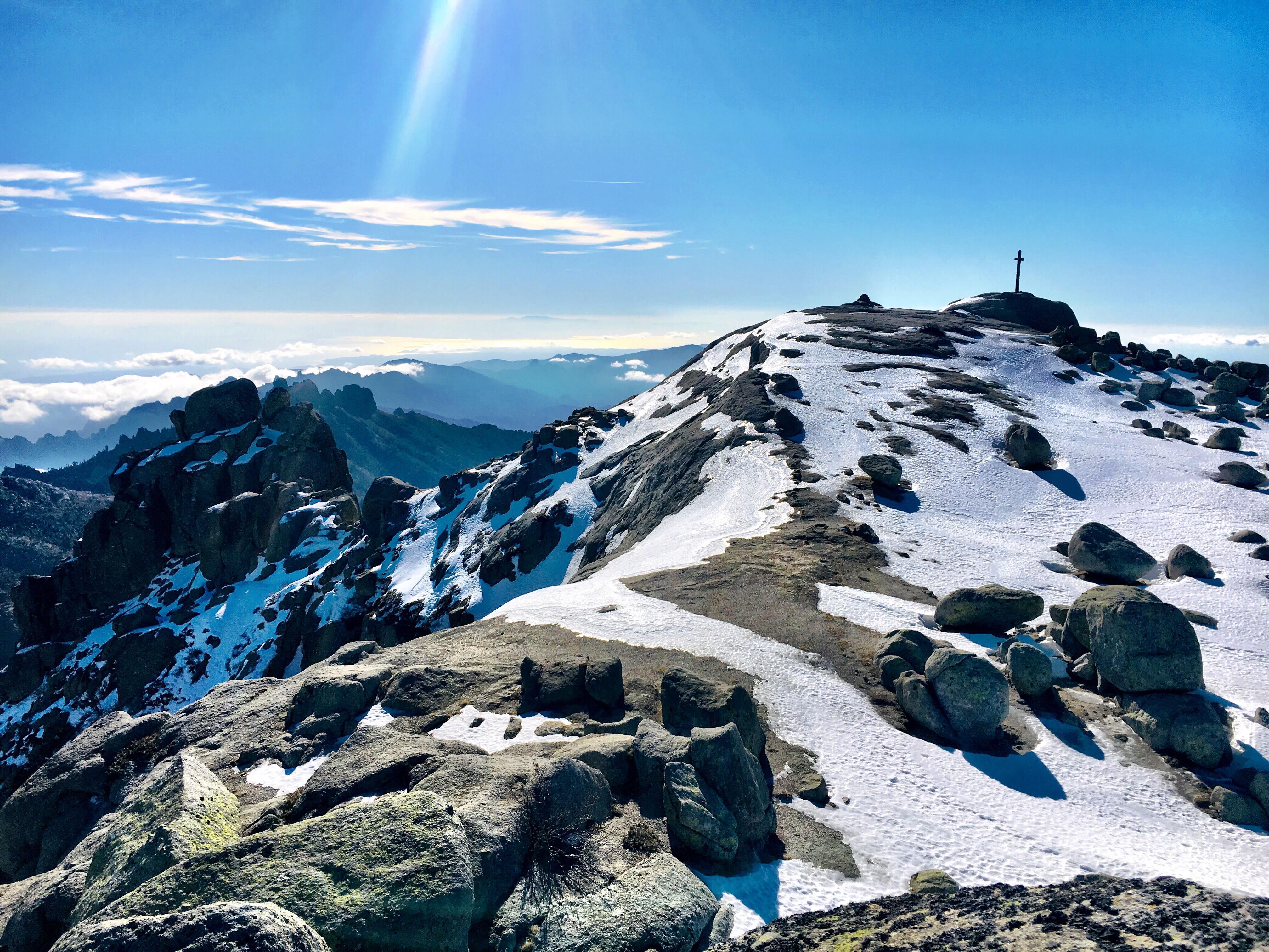 La photo du jour : Sur le Monte Alcudina à 2 134 m d'altitude