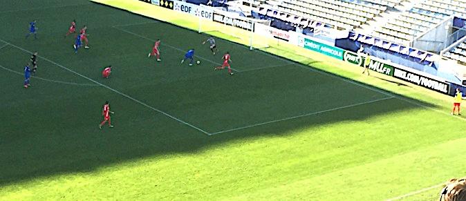 Haguy échouera face à Basilio, mais in fine le SCB se qualifiera pour les 16èmes de finale de la Coupe de France.