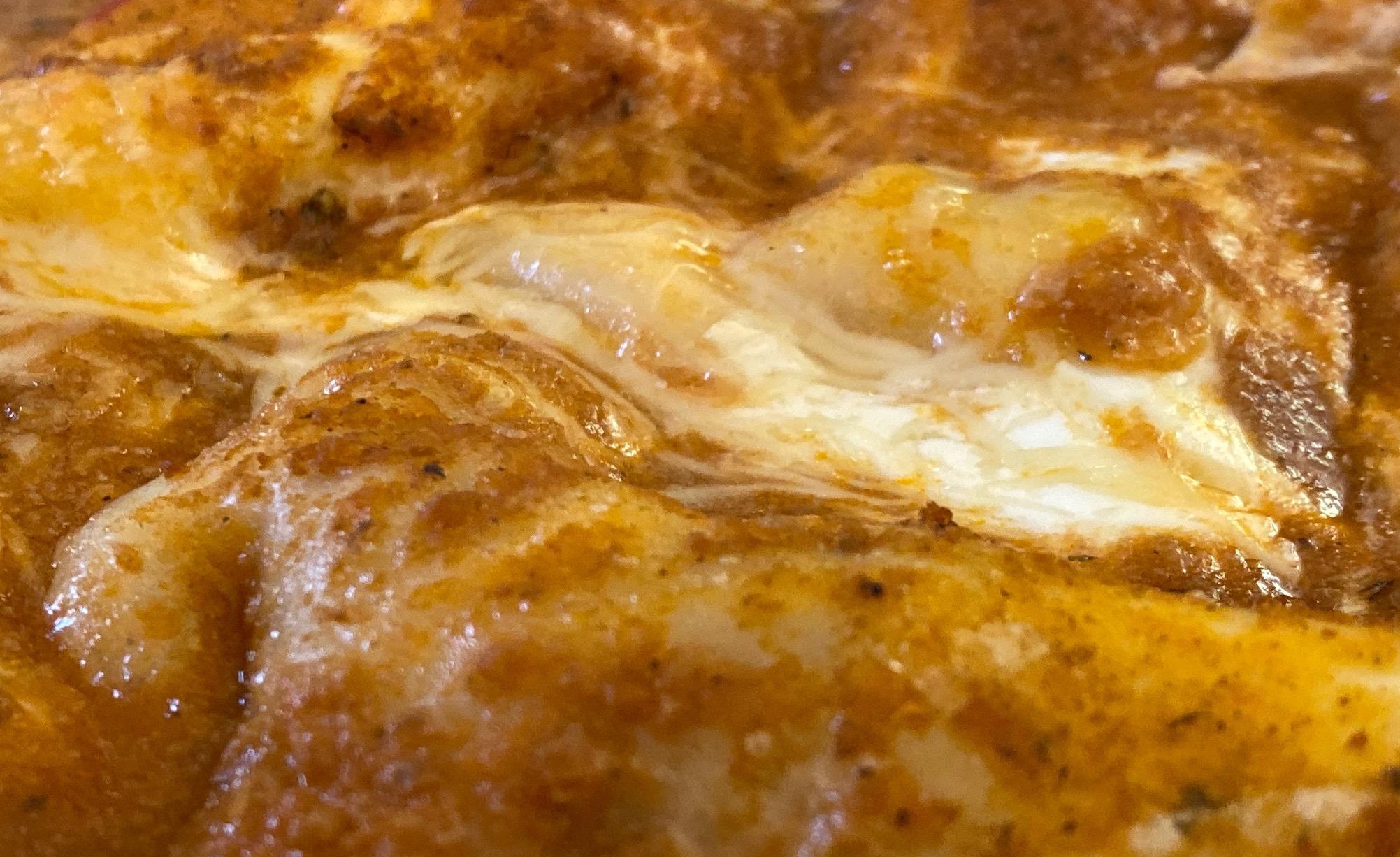 A Table : lasagne à la bolognaise