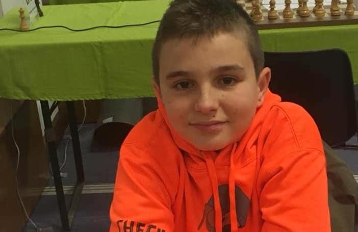 Echecs : Marc'Andria Maurizzi obtient une norme de Maître International en Lorraine !