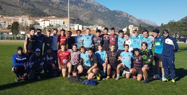 Rugby à 7 : Stage de présélection  à Corte en vue des jeux des îles