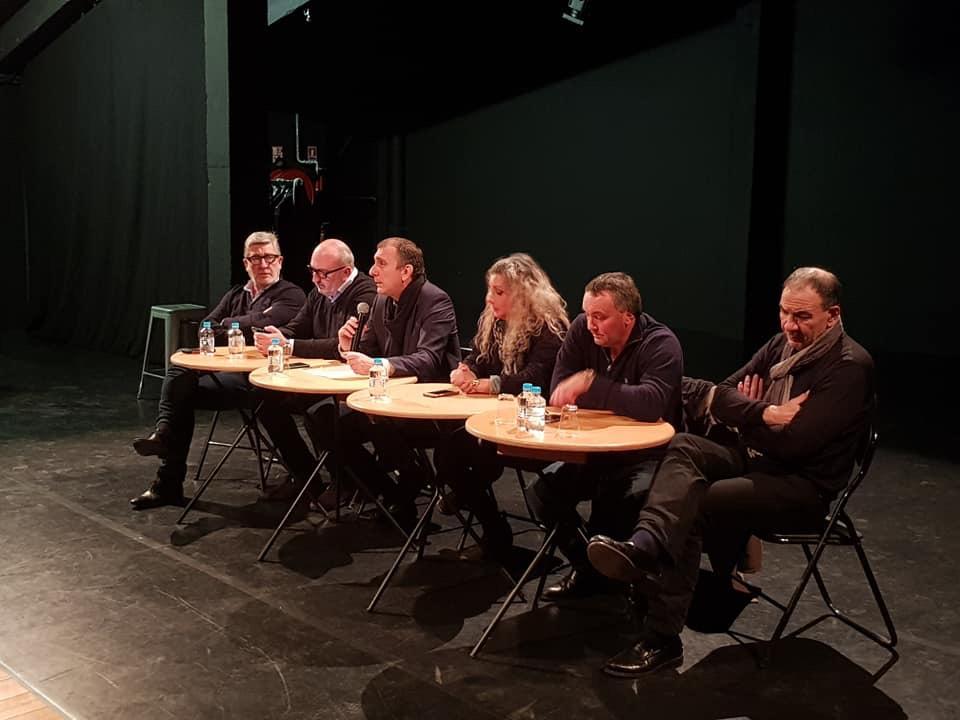 Salle comble à Bastia pour la première réunion de l'année du PNC