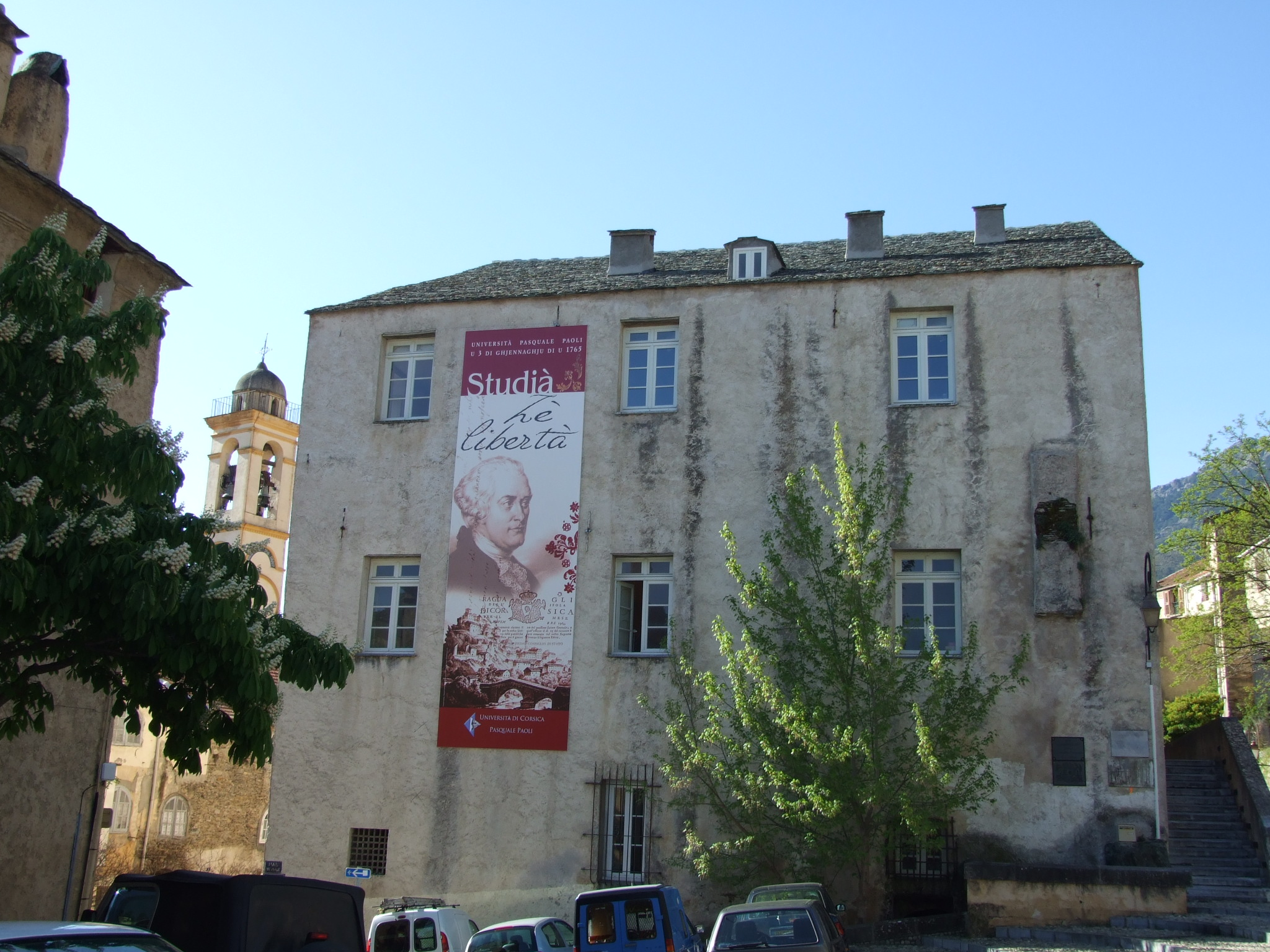 Fondation de l'Université de Corse : la culture d'entreprendre et d'innover comme moteur