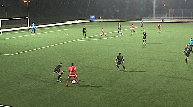 Traore et le FCBB ont déroulé face à Furiani 5 - 0