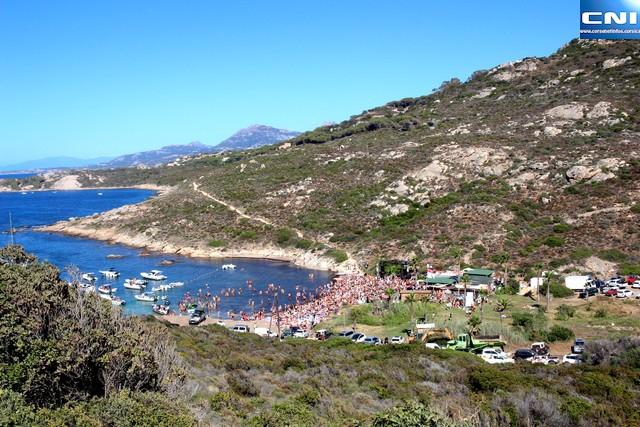 "Clap de fin pour le ""Mara Beach"" à Calvi"