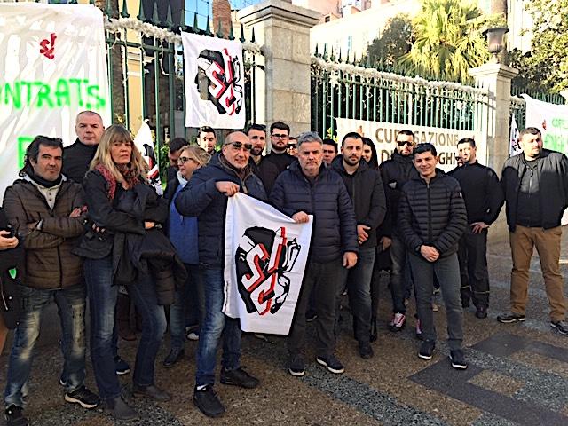 Engie-Cofely Corse : La situation reste figée.  Les salariés poursuivent le mouvement