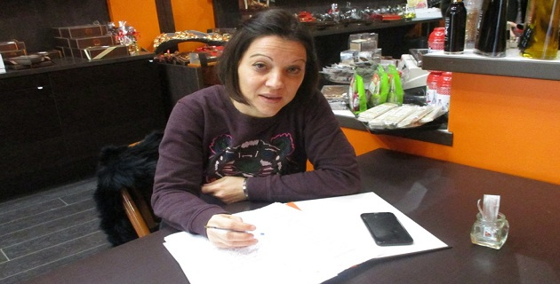 Sandra Morelli présidente d'A Rinascita