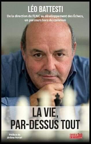 Conférence-débat le 18 janvier de Léo Battesti à Calvi