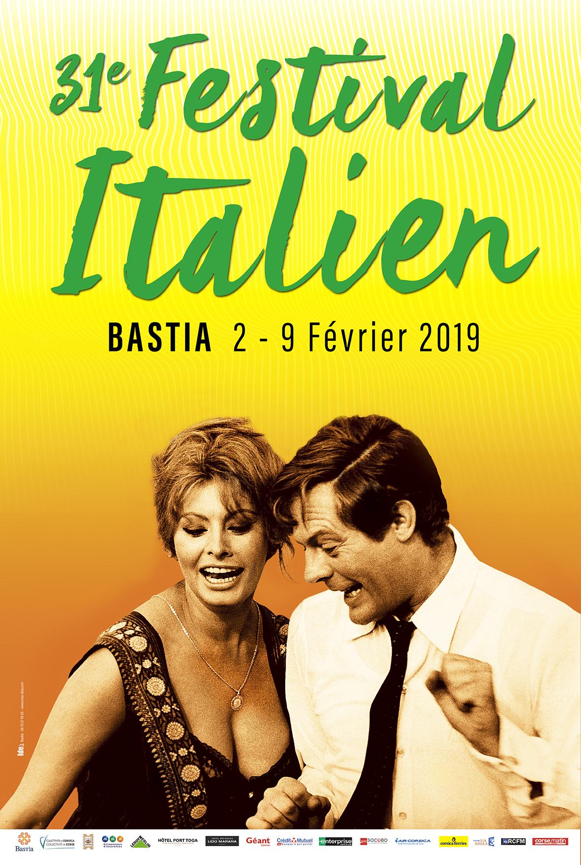Bastia : Une 31ème édition du Festival du cinéma italien pleine de nouveautés !