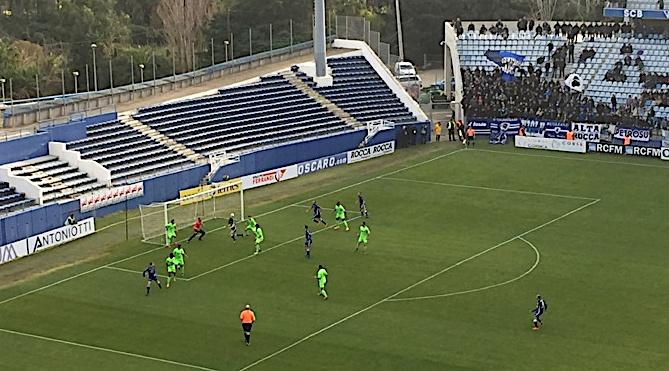 Football N3 : Le SCB sans pitié pour son dauphin laminé 6 - 1 à Furiani !