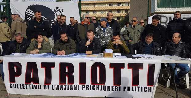 Patriotti apporte son soutien à Ghjuvan Marcu Dominici et dénonce le Fijait