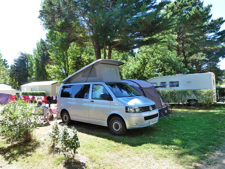 Nouveau pour les Camping-cars :  Aménagement d'aires d'accueil et de services