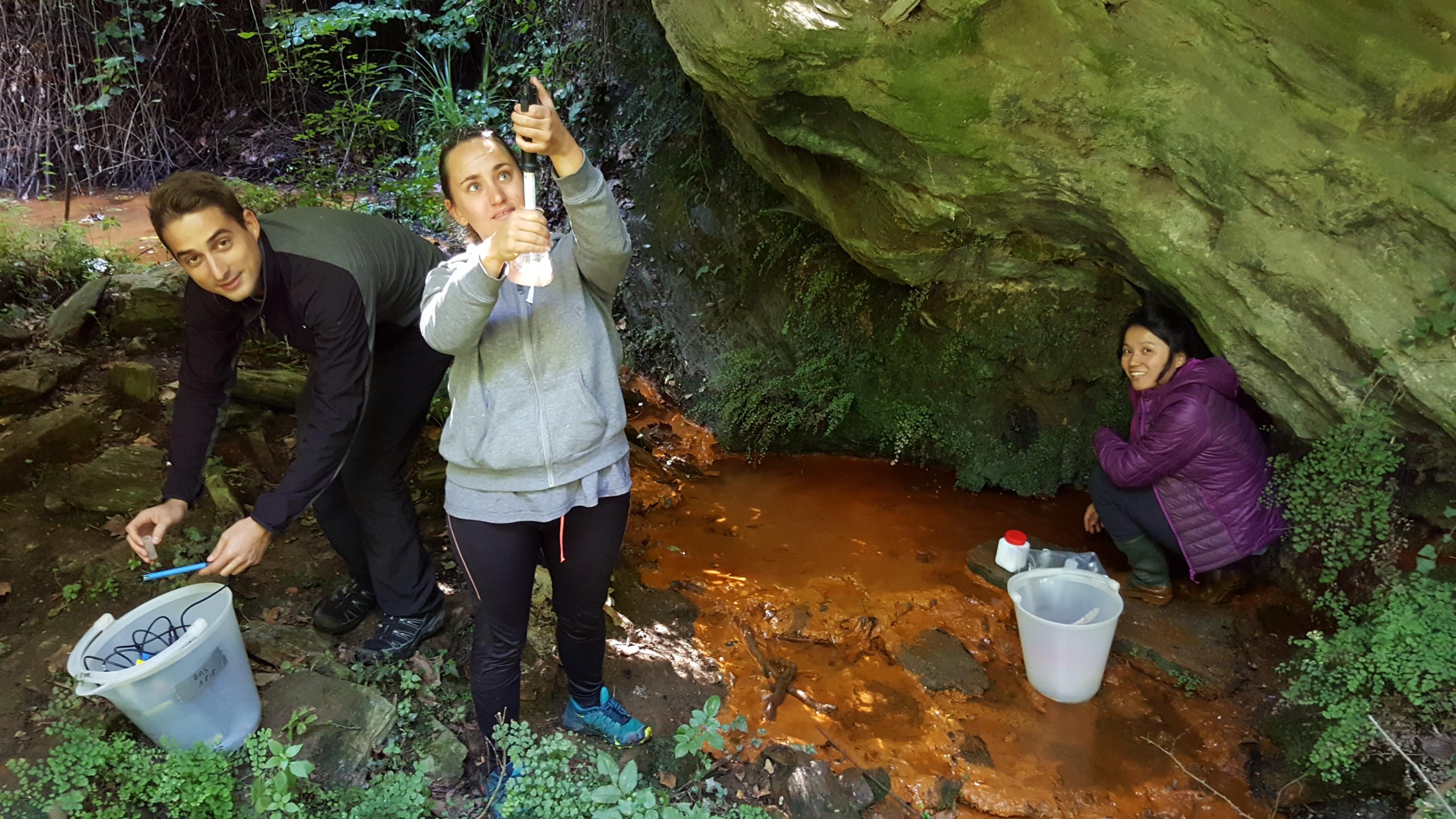 Gestion de l'eau : l'Université de Corse et le CNRS au cœur de la recherche