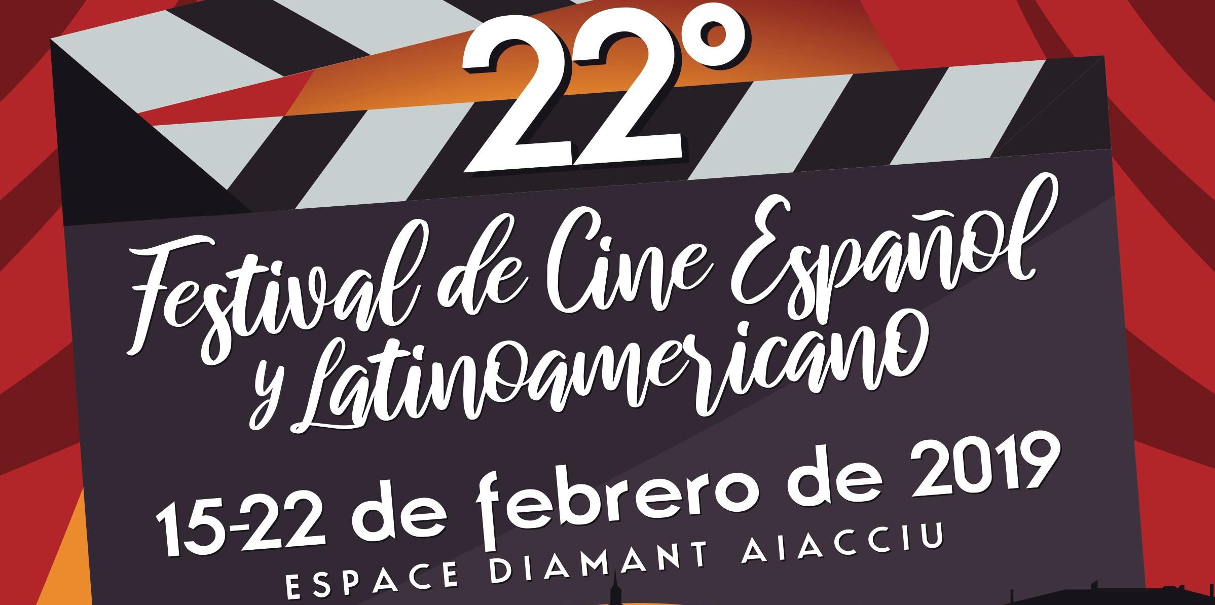 Ajaccio : 17 films au 22è Festival du film espagnol et latino, jusqu'au 22 février à l'Espace Diamant