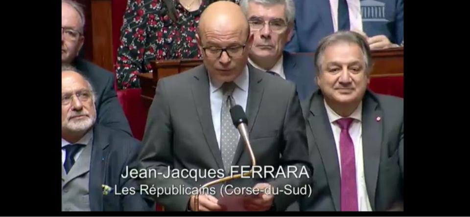Prix de l'essence : Jean-Jacques Ferrara interpelle le Gouvernement