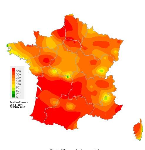 Grippe : Forte hausse de l'épidémie en Corse