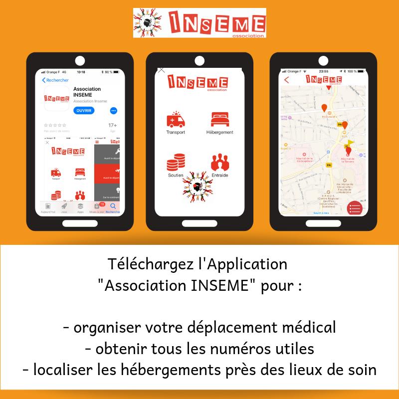 Inseme : la nouvelle appli gratuite qui facilite les déplacements sur le continent pour des raisons médicales