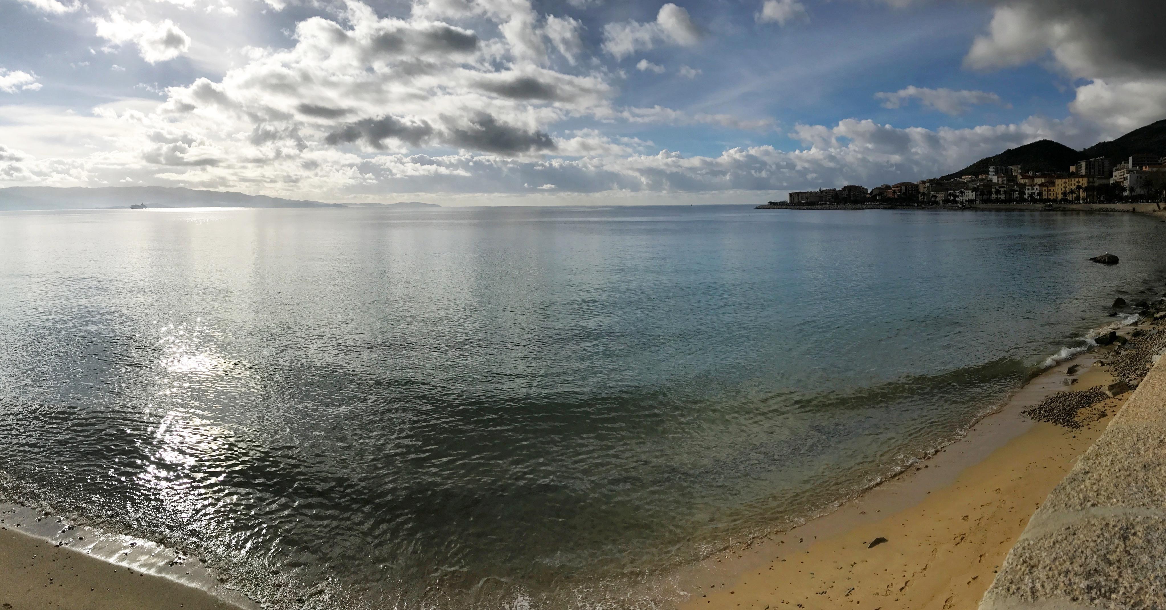 La photo du jour : Sur les bords du golfe d'Ajaccio