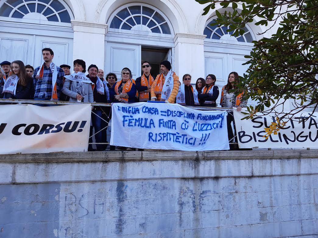 U cullettivu « Parlemu corsu » paliseghja a pusizione di Parrighji nantu à a riforma di u basciliè