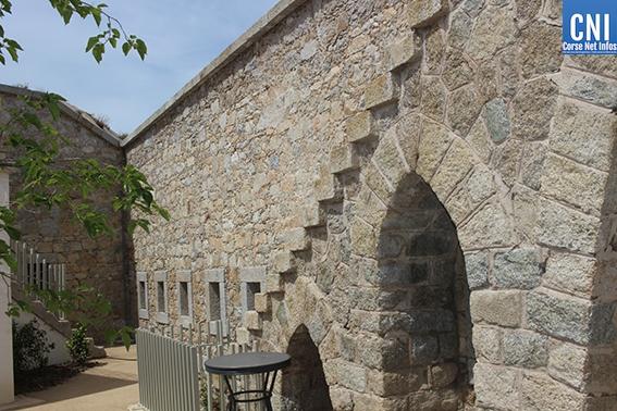 Le Centre de conservation et de restauration du patrimoine mobilier de Corse inauguré le 12 février à Calvi