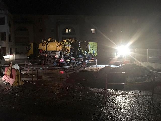 Rupture de canalisation à Calvi : coupure d'eau ce samedi matin