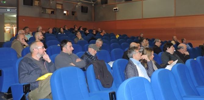 La CdC  rencontre le milieu sportif à  Porto-Vecchio