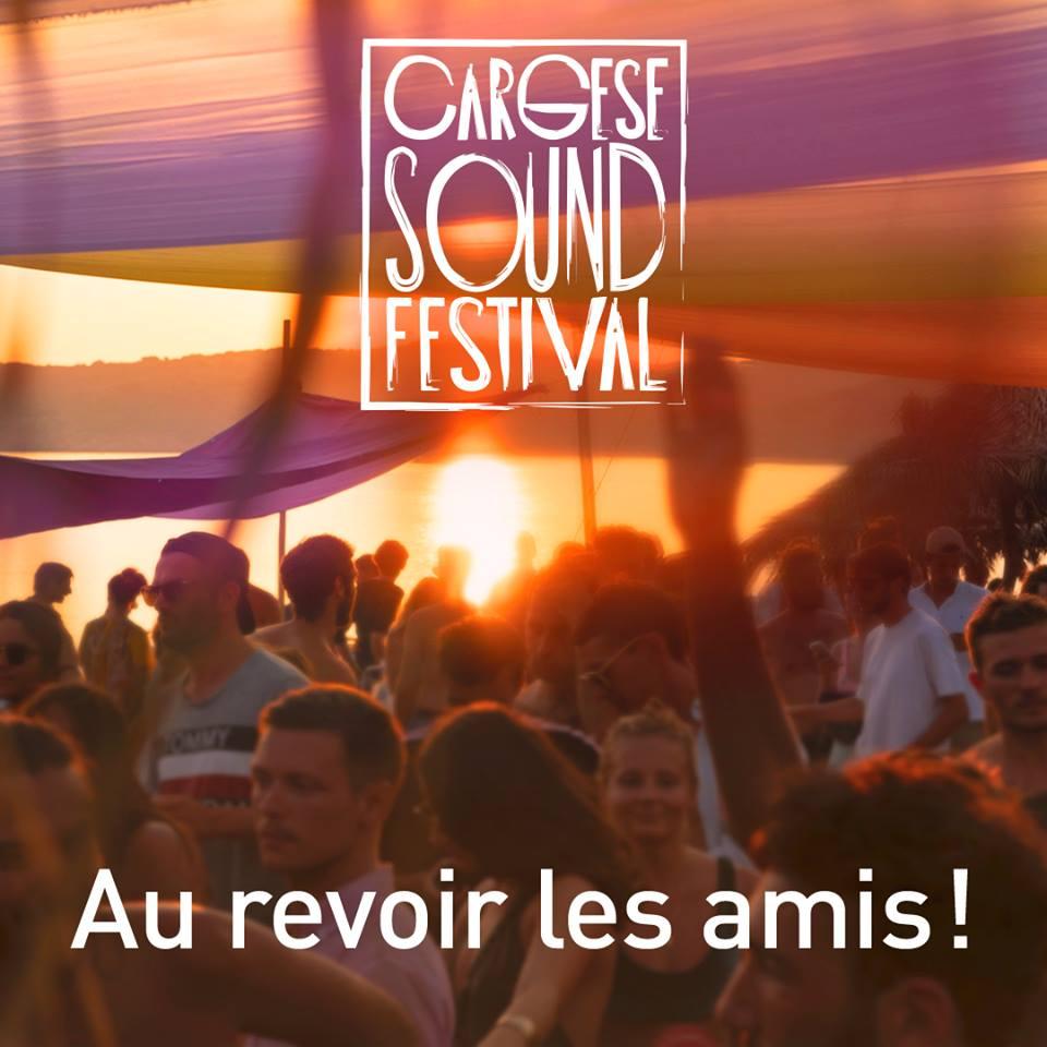 Le Cargese Sound Festival, c'est fini !
