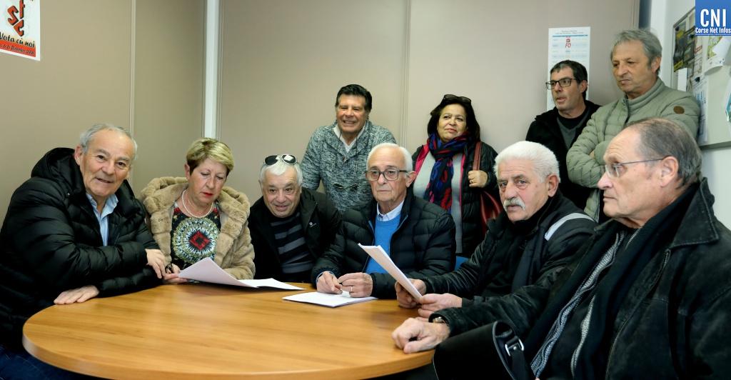 L'ARC-STC demande aux retraités corses de  ne pas voter pour les listes Macron aux européennes et aux municipales