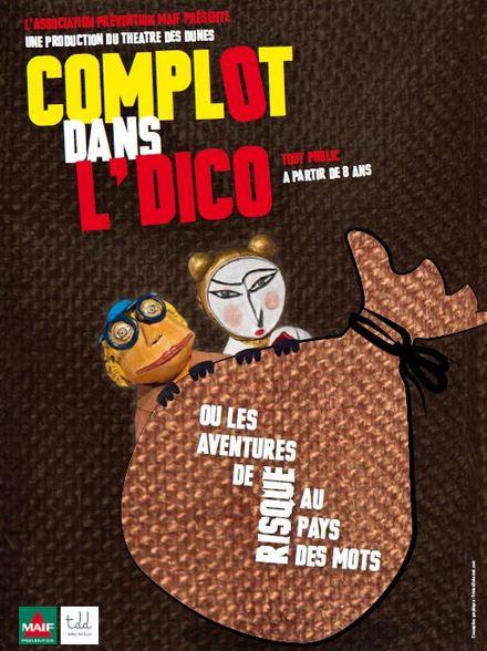 Bastia : Un « Complot dans l'dico » à l'Alb'Oru !