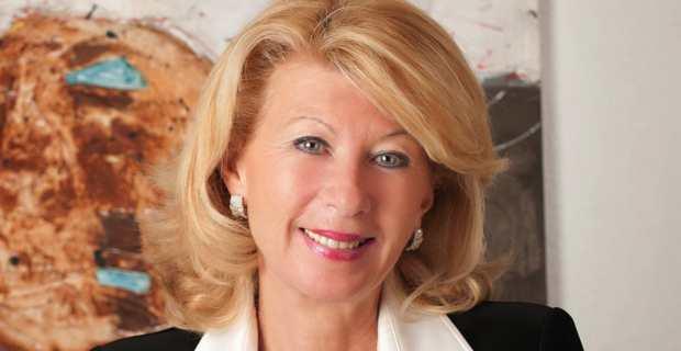 Me Annette Pieri, notaire et conseillère territoriale.