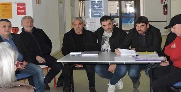 U Collectivu di i Prufissiunali di u litturali dénonce le retrait des Autorisations d'Occupation Temporaire du Domaine Public Maritime