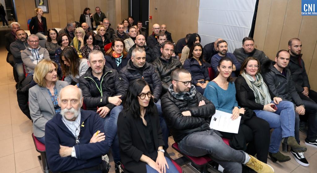 Femu a Corsica élit son huitième conseil territorial à Ajaccio