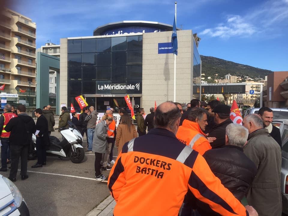 Sauvegarder les emplois des marins et éviter le monopole dans le transport maritime vers la Corse : Inseme per Bastia s'exprime sur le DSP Maritime
