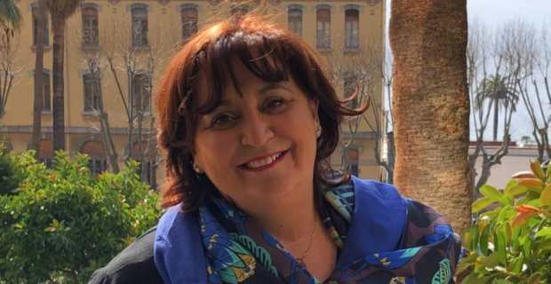 Catherine Cognetti-Turchini, conseillère territoriale du groupe Andà per Dumane.