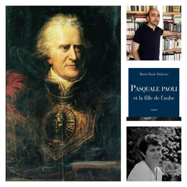 """Conférence-débat à Calvi sur le thème: """"Pasquale Paoli, son siècle dans la littérature contemporaine"""""""
