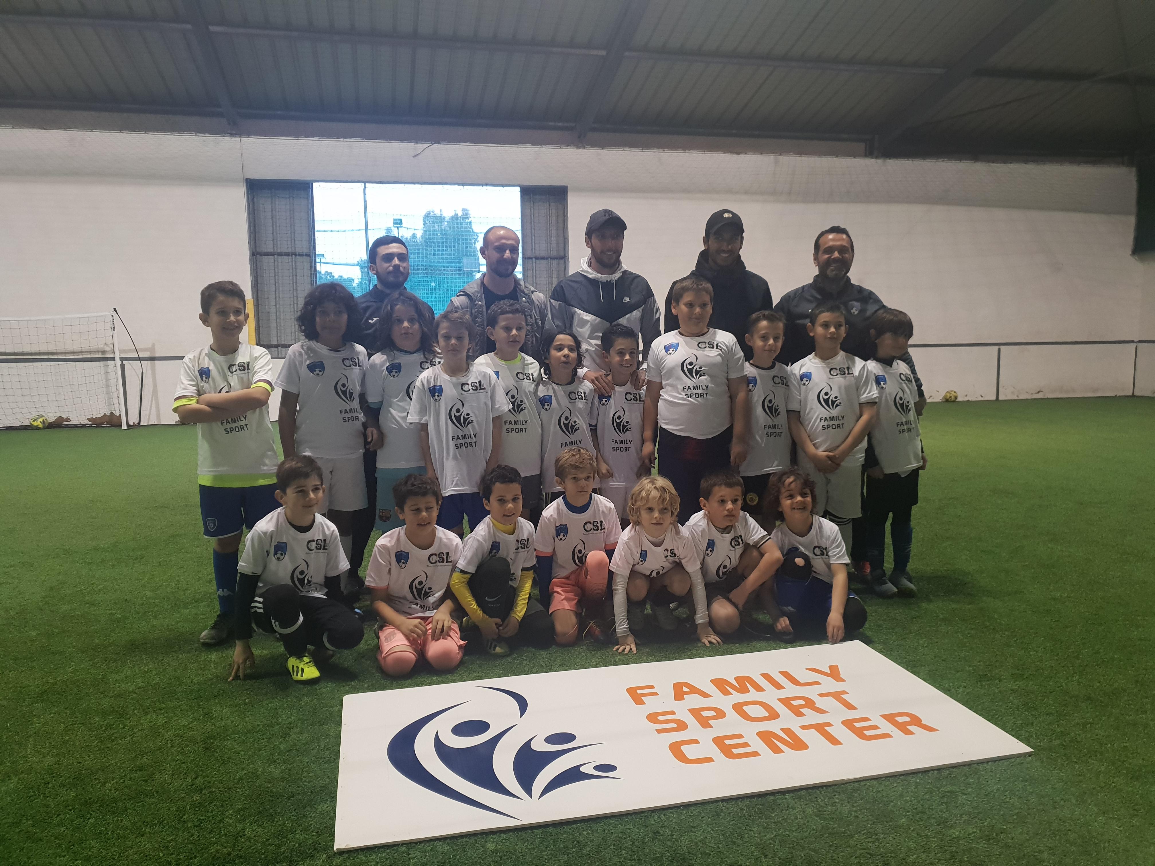 Le football et la langue corse font la paire à Family Sport Center