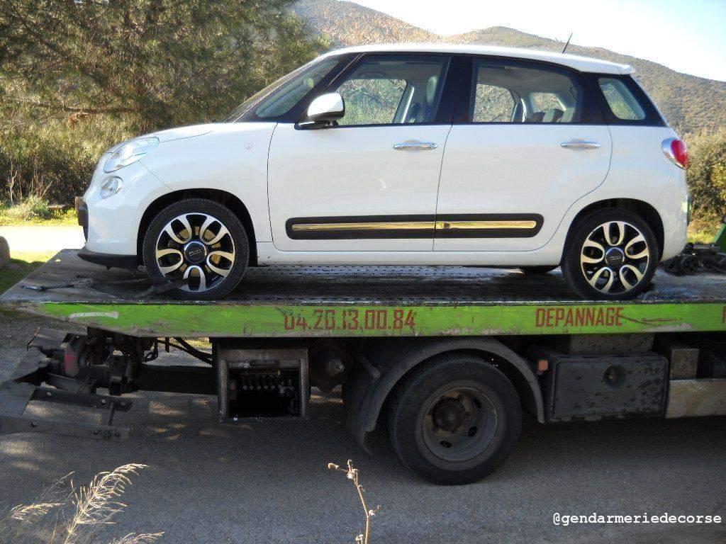 Encore trois excès de vitesse en Haute-Corse