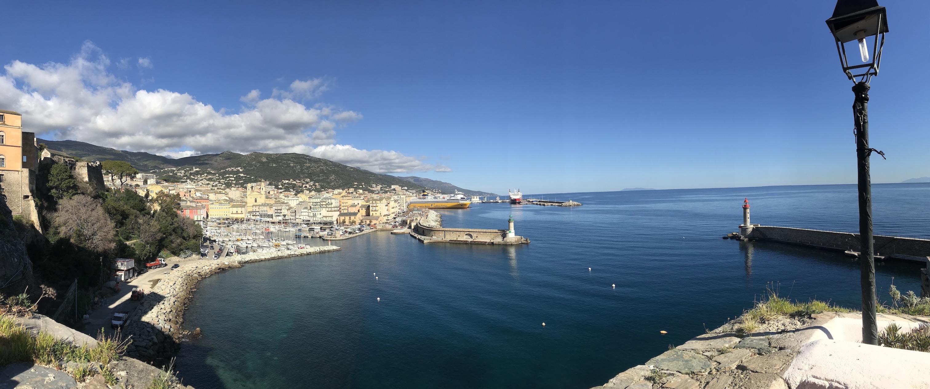La photo du jour : Superbe Bastia !